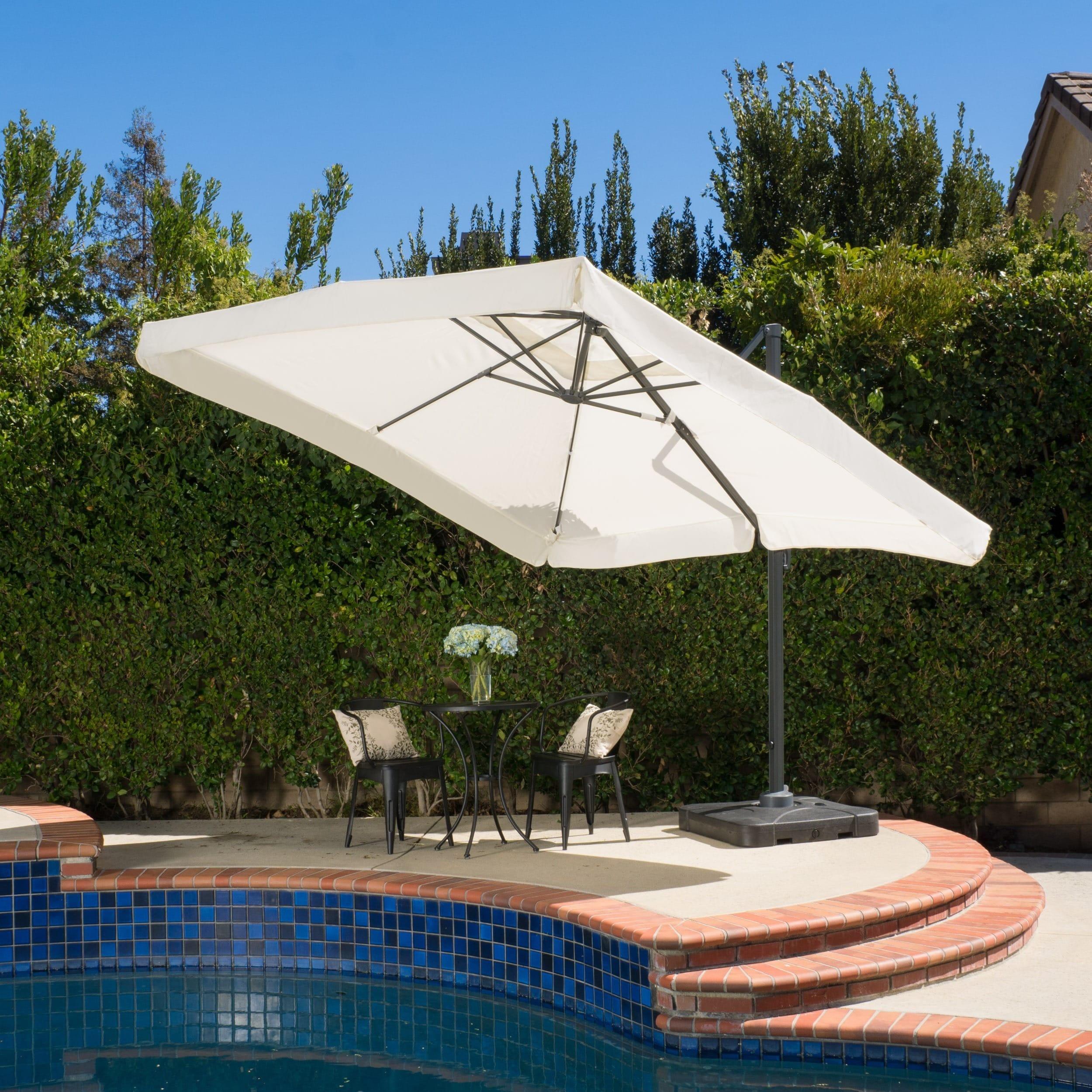 泳池|太阳伞