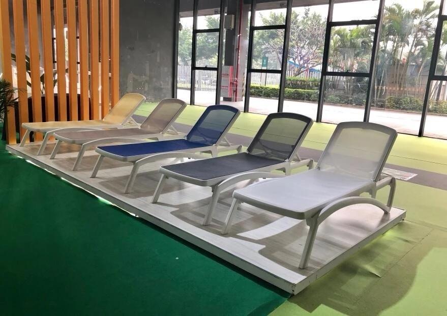 SY-3105 塑料躺椅